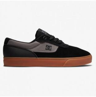 Zapatillas DC Shoes: Switch (Black Black Dk Grey)