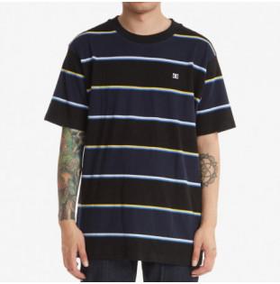 Camiseta DC Shoes: Rumble SS (Black Rumble Stripe)