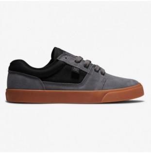 Zapatillas DC Shoes: Tonik (Grey Black Grey)