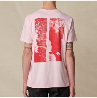 Camiseta Globe: Refuse Bubblegum Tee (White)