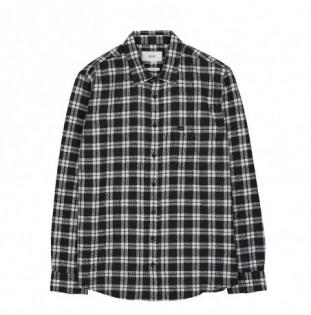 Camisa Makia: Camino Shirt (Black)