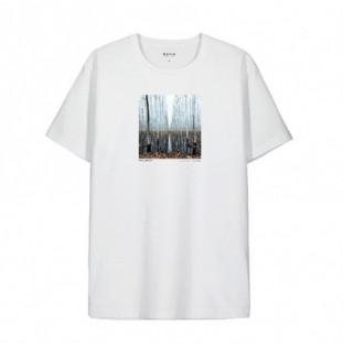Camiseta Makia: Corridor T Shirt (White)
