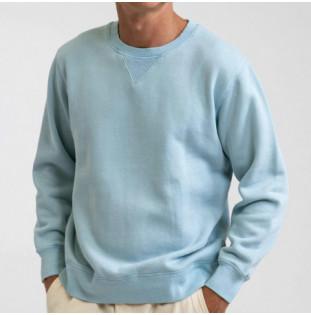 Sudadera Rhythm: Crew Fleece (Pearl Blue)