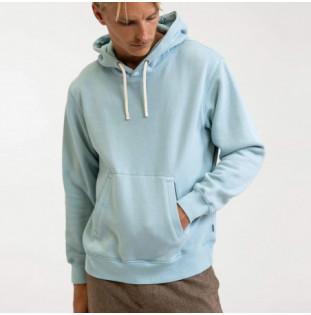Sudadera Rhythm: Hood Fleece (Pearl Blue)