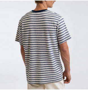 Camiseta Rhythm: Endure Vintage SS T Shirt (Natural)