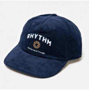 Gorra Rhythm: Central Cord Cap (Pacific Navy)