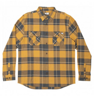 Camisa Salty Crew: Traverse LS Flannel (Workwear Brown) Salty Crew - 1