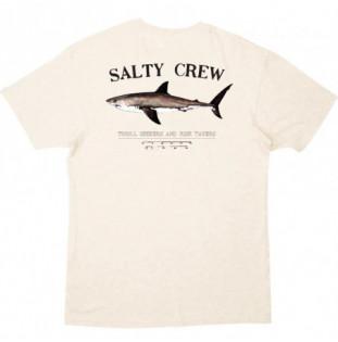 Camiseta Salty Crew: Bruce Premium SS Tee (Oatmeal) Salty Crew - 1