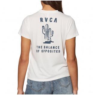 Camiseta RVCA: Outpost SS (Vintage White) RVCA - 1