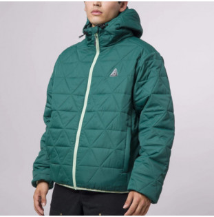 Chaqueta HUF: Polygon Quilted Jacket (Sycamore) HUF - 1