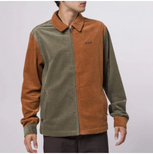 Chaqueta HUF: Vandenberg Corduroy Jacket (Toffee) HUF - 1