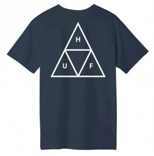Camiseta HUF: Essentials TT SS Tee (NAVY) HUF - 1