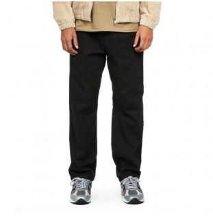 Pantalón Carhartt: Flint Pant (Black)