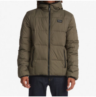 Chaqueta DC Shoes: Square Up Puffer (Ivy Green) DC Shoes - 1