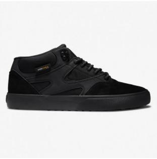 Botas DC Shoes: Kalis Mid WNT (Black Black Black)