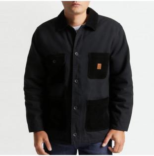 Chaqueta Brixton: Union Survey R Chore Coat (Black) Brixton - 1
