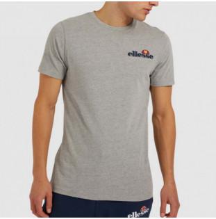 Camiseta Ellesse: Voodoo Tee (Grey Marl)
