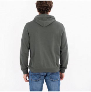 Sudadera Hurley: One And Only Solid Po (Galactic Jade Blk)