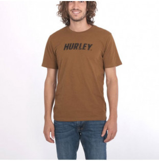 Camiseta Hurley: Everyday Washed Fastlane PT SS (Ale Brown)