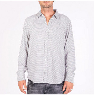 Camisa Hurley: Organic Portland Flannel LS (Coconut Milk) Hurley - 1