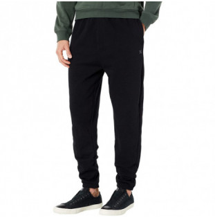 Pantalón Hurley: One And Only Solid Fleece Pant (Black)