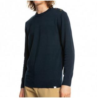 Jersey Quiksilver: Marin Sweater UPD (Navy Blazer)