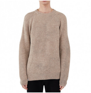 Jersey Makia: Viaborg Knit (Beige)