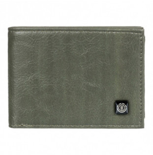 Cartera Element: Segur Wallet (Army)