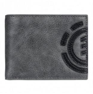 Cartera Element: Daily Wallet (Stone Grey)