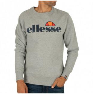 Sudadera Ellesse: SL Succiso Sweatshirt (Grey Marl)