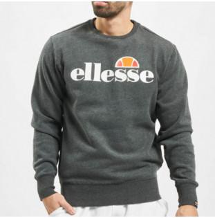 Sudadera Ellesse: SL Succiso Sweatshirt (Dark Grey Marl)