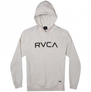Sudadera RVCA: Big Rvca Hoodie (Silver Bleach)
