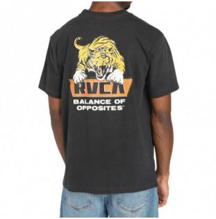 Camiseta RVCA: Clawed (Pirate Black)