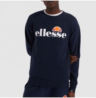 Sudadera Ellesse: SL Succiso Sweatshirt (Navy)