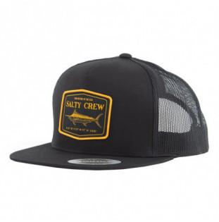 Gorra Salty Crew: Stealth Trucker (Black)