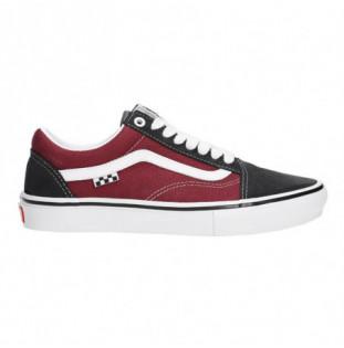 Zapatillas Vans: Skate Old Skool (Asphalt Pomegranate) Vans - 1