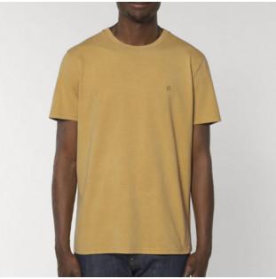 Camiseta Atlas: Vintage Bi Tee (G Dyed Ochre)