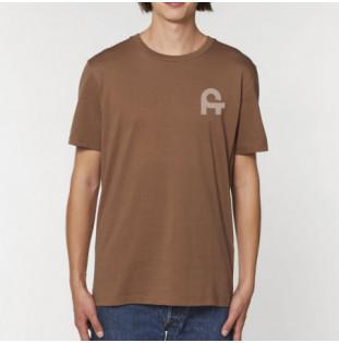 Camiseta Atlas: Mollarri Tee (Caramel)