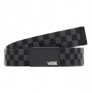 Cinturón Vans: Deppster II Web Belt (Black Charcoal)