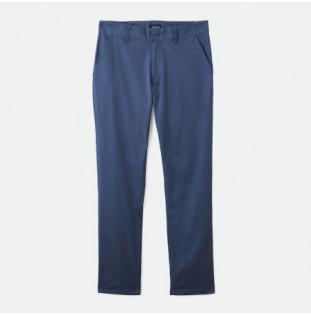 Pantalón Brixton: Choice Chino Pant (Joe Blue)