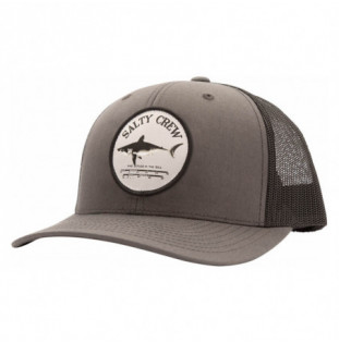 Gorra Salty Crew: Bruce Retro Trucker (Charcoal Black)