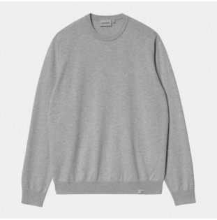 Jersey Carhartt: Playoff Sweater (Grey Heather) Carhartt - 1