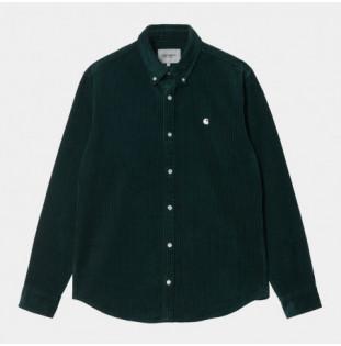 Camisa Carhartt: LS Madison Cord Shirt (Frasier Wax) Carhartt - 1