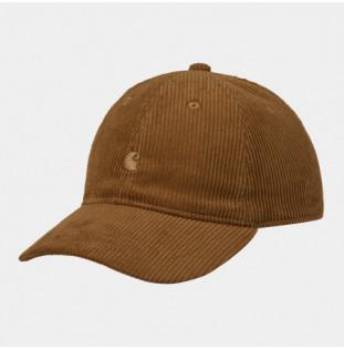 Gorra Carhartt: Harlem Cap (Tawny Tawny)