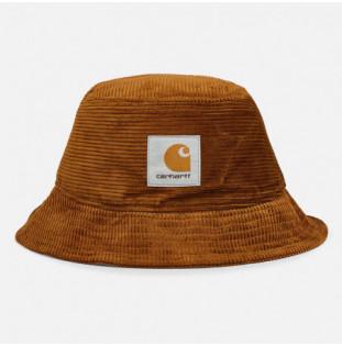Gorro Carhartt: Cord Bucket Hat (Tawny)