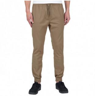Pantalón Volcom: Frickin Slim Jogger (Desert Taupe) Volcom - 1