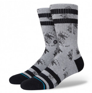 Calcetines Stance: Gone To Maui (Heather Grey)