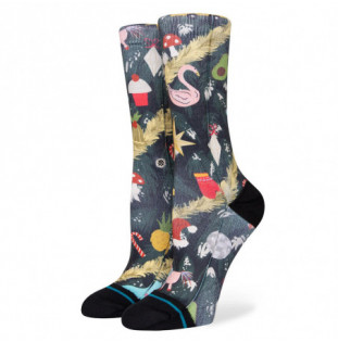 Calcetines Stance: Handle With Care (Black)