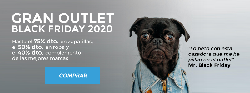 Gran Outlet Black Friday 2020