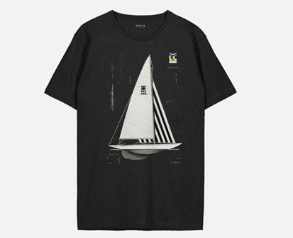 Camiseta Genoa T-shirt de Makia